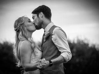 The wedding of Kristen and Geoff