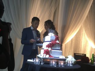 The wedding of Kathy and Carlos  3