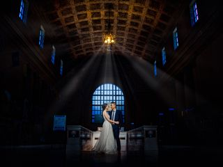 The wedding of Renee and Victor