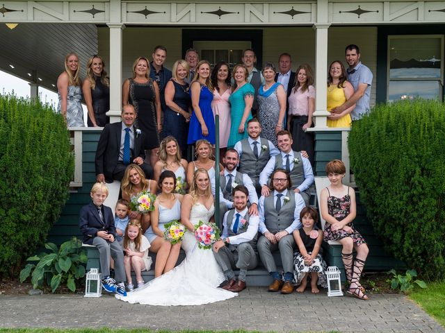 Geoff and Kristen's wedding in Tsawwassen, British Columbia 19