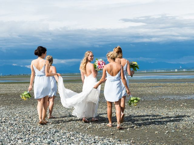 Geoff and Kristen's wedding in Tsawwassen, British Columbia 25