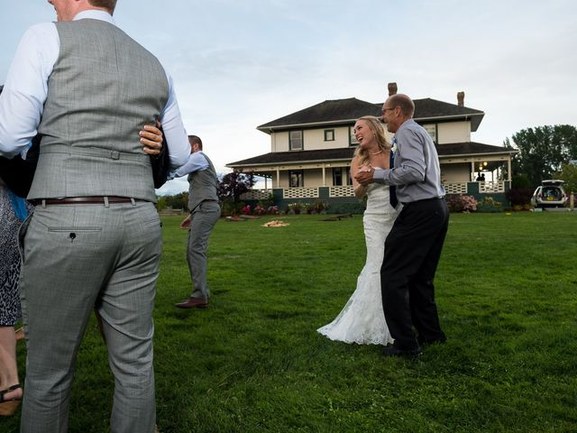 Geoff and Kristen's wedding in Tsawwassen, British Columbia 33