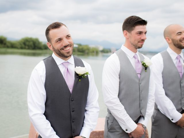 Ben and Rhea's wedding in Richmond, British Columbia 7