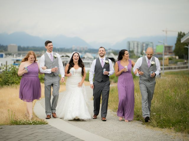 Ben and Rhea's wedding in Richmond, British Columbia 15