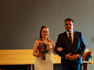 The wedding of Emilie and Heinrich 2