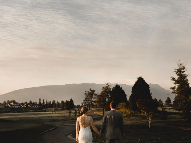 Jeff and Mandy's wedding in Pitt Meadows, British Columbia 2