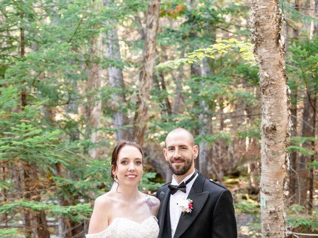 Tyler  and Lauren's wedding in St. Andrews, New Brunswick 3