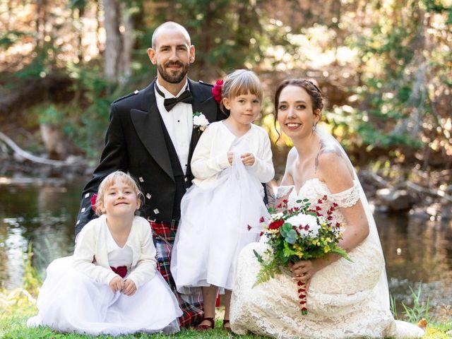 Tyler  and Lauren's wedding in St. Andrews, New Brunswick 1