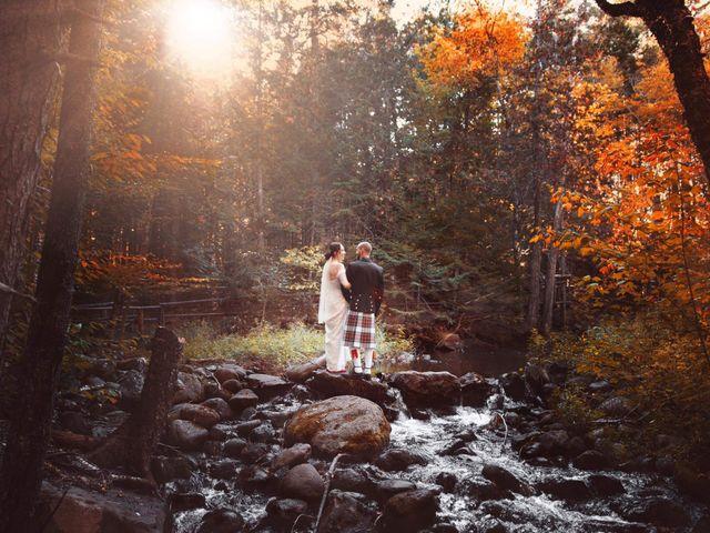 Tyler  and Lauren's wedding in St. Andrews, New Brunswick 2