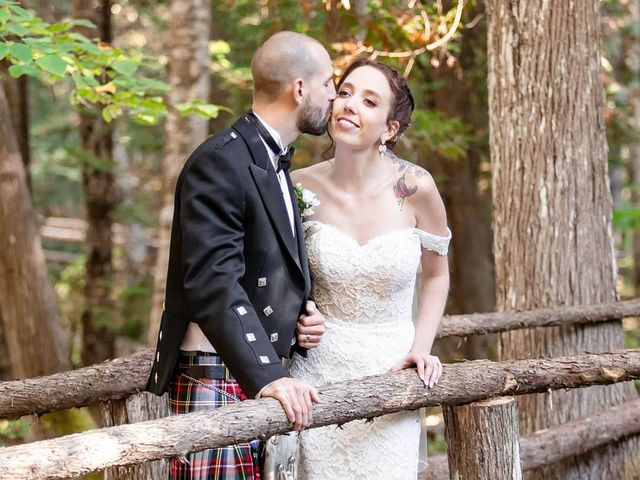 Tyler  and Lauren's wedding in St. Andrews, New Brunswick 4