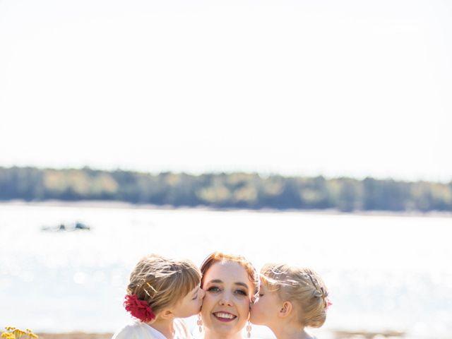 Tyler  and Lauren's wedding in St. Andrews, New Brunswick 7