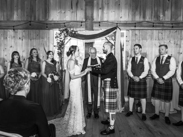 Tyler  and Lauren's wedding in St. Andrews, New Brunswick 9