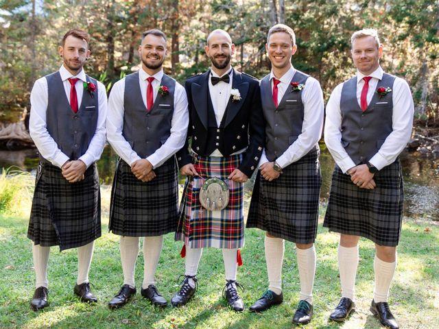 Tyler  and Lauren's wedding in St. Andrews, New Brunswick 10