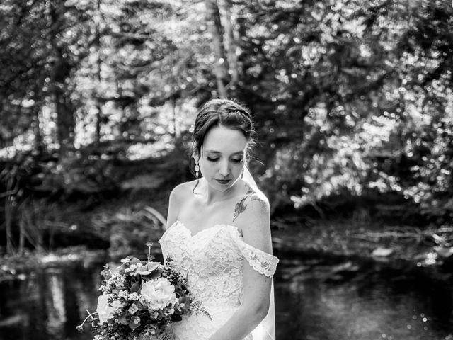 Tyler  and Lauren's wedding in St. Andrews, New Brunswick 13