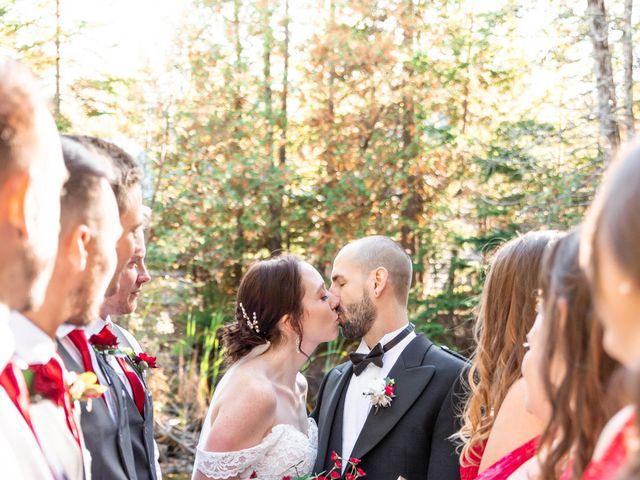 Tyler  and Lauren's wedding in St. Andrews, New Brunswick 14