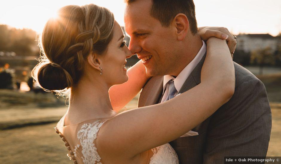 Jeff and Mandy's wedding in Pitt Meadows, British Columbia
