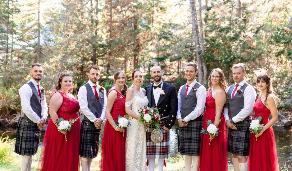 Tyler  and Lauren's wedding in St. Andrews, New Brunswick