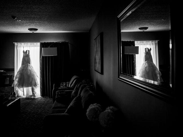 Ryan and Chrissy's wedding in Drumheller, Alberta 6