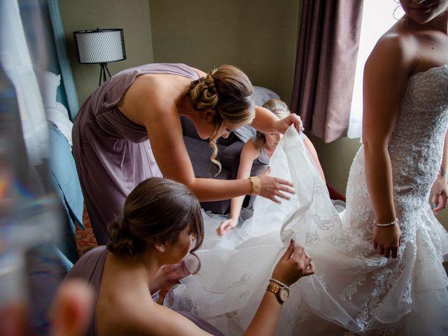 Ryan and Chrissy's wedding in Drumheller, Alberta 8