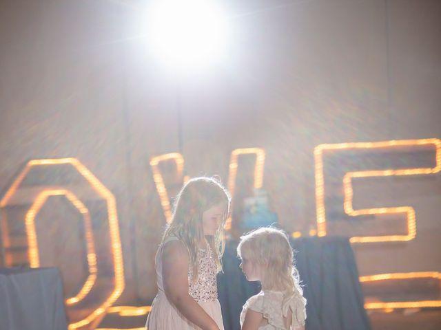 Ryan and Chrissy's wedding in Drumheller, Alberta 14
