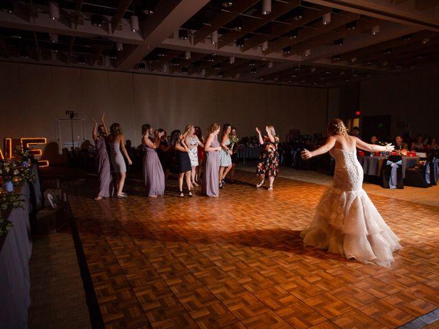 Ryan and Chrissy's wedding in Drumheller, Alberta 15
