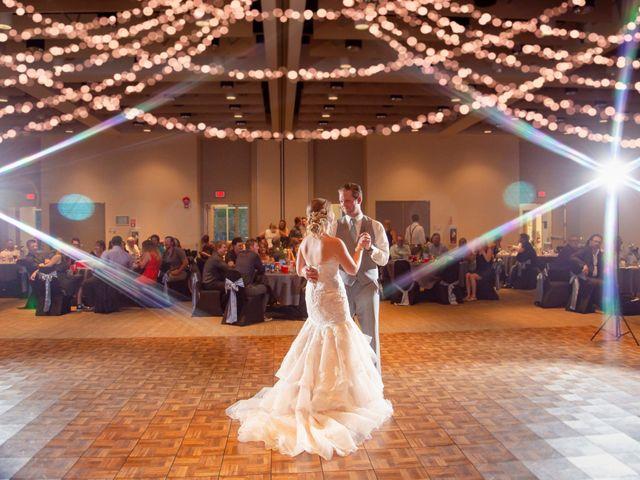 Ryan and Chrissy's wedding in Drumheller, Alberta 2