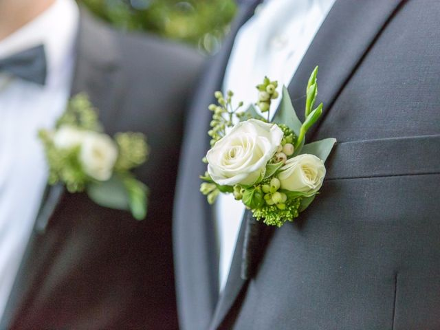 Vincent and Georges's wedding in Sainte-Julie, Quebec 11