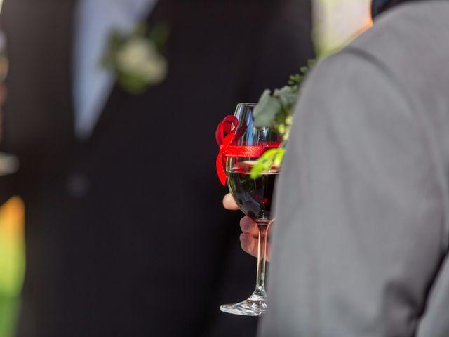 Vincent and Georges's wedding in Sainte-Julie, Quebec 14