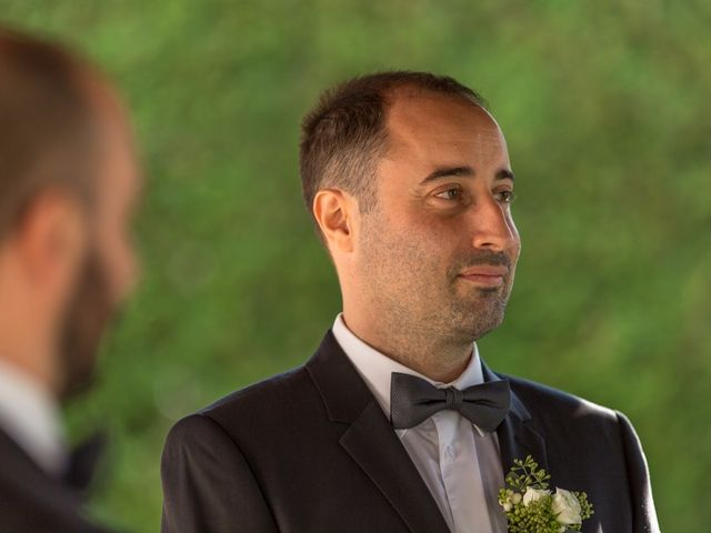 Vincent and Georges's wedding in Sainte-Julie, Quebec 18