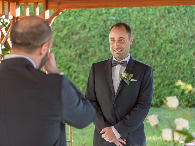 Vincent and Georges's wedding in Sainte-Julie, Quebec 27