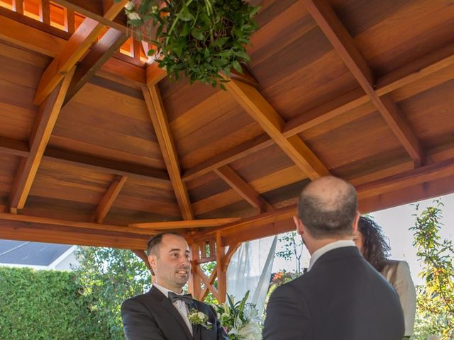 Vincent and Georges's wedding in Sainte-Julie, Quebec 31