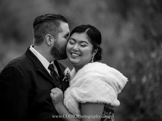 The wedding of Michelle Liang and Liam Stiven