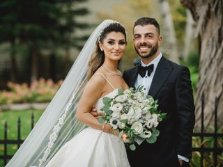 The wedding of Maryana and Carlo
