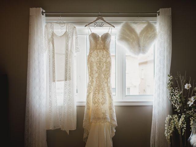 Carlo and Maryana's wedding in Vaughan, Ontario 1