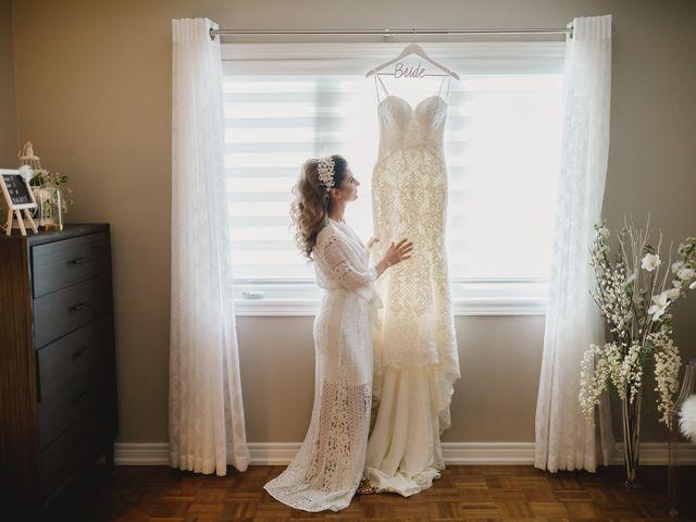 Carlo and Maryana's wedding in Vaughan, Ontario 5