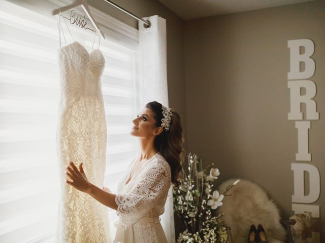 Carlo and Maryana's wedding in Vaughan, Ontario 6