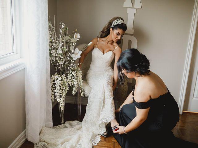 Carlo and Maryana's wedding in Vaughan, Ontario 8