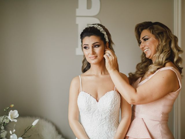 Carlo and Maryana's wedding in Vaughan, Ontario 9