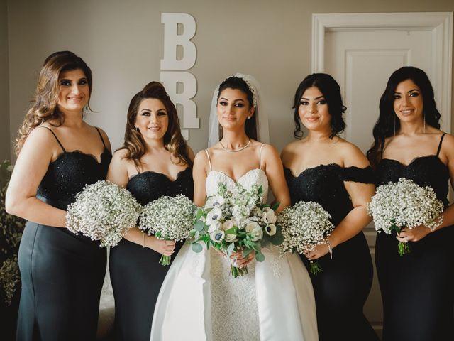 Carlo and Maryana's wedding in Vaughan, Ontario 14