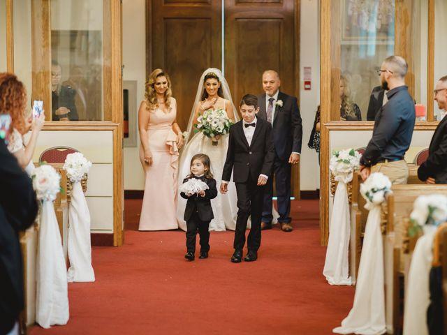 Carlo and Maryana's wedding in Vaughan, Ontario 22