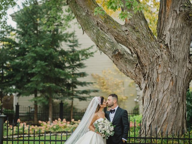 Carlo and Maryana's wedding in Vaughan, Ontario 42