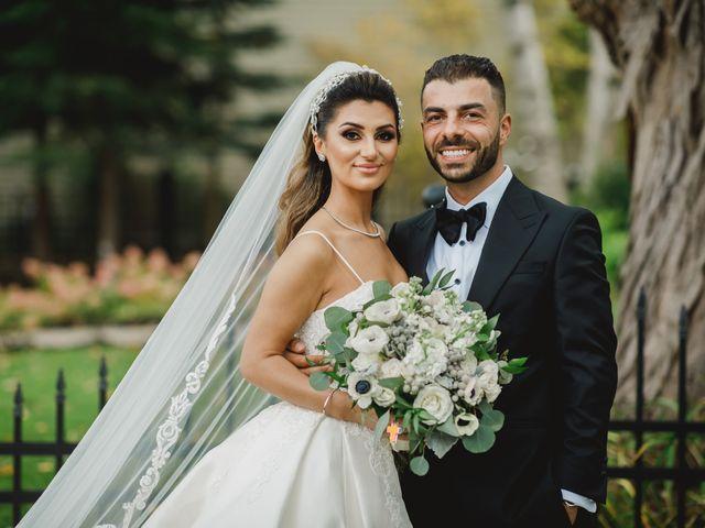 The wedding of Maryana and Carlo
