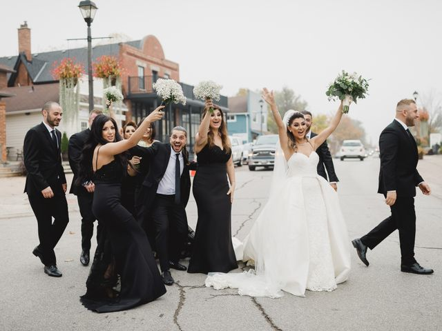 Carlo and Maryana's wedding in Vaughan, Ontario 2