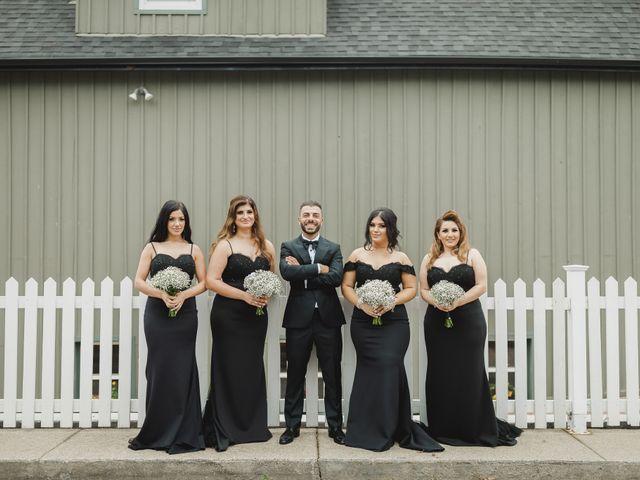 Carlo and Maryana's wedding in Vaughan, Ontario 46