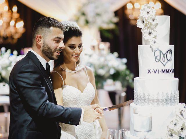 Carlo and Maryana's wedding in Vaughan, Ontario 66