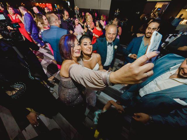 Carlo and Maryana's wedding in Vaughan, Ontario 76