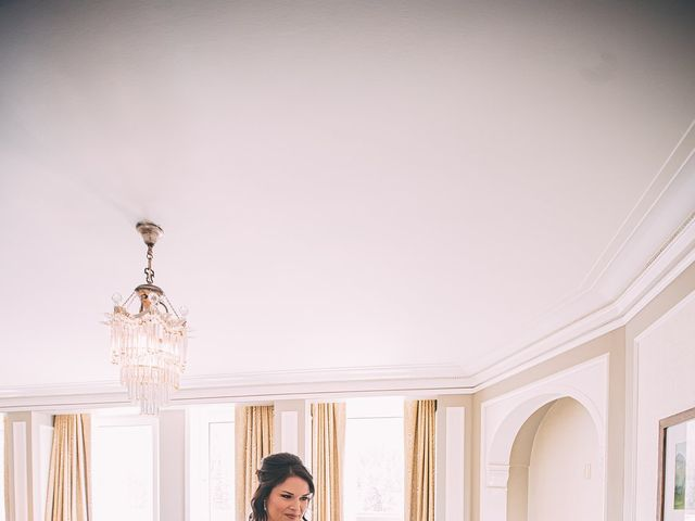 Terrance and Mackenzie's wedding in Banff, Alberta 10