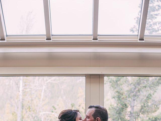 Terrance and Mackenzie's wedding in Banff, Alberta 27