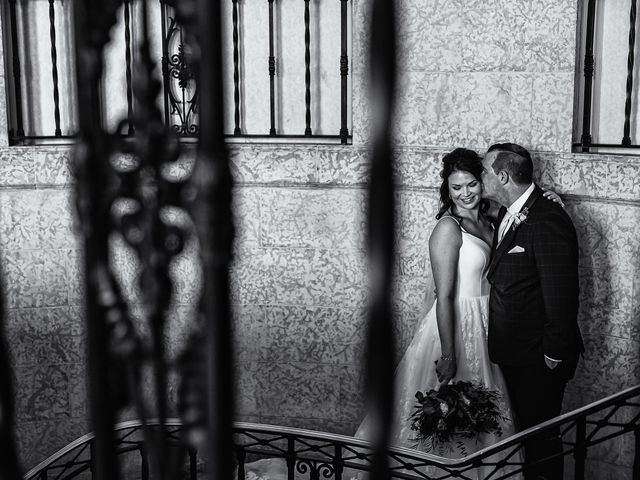 Terrance and Mackenzie's wedding in Banff, Alberta 31