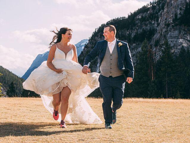 The wedding of Mackenzie and Terrance